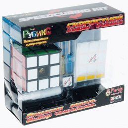 Кубик Рубика Rubiks 3х3 Speedcubing KIT