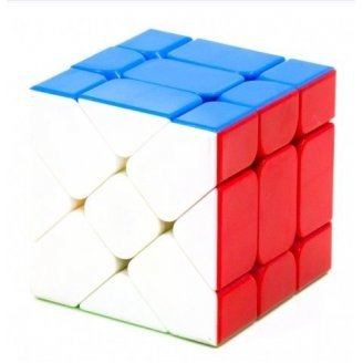 Фишер куб MoYu SPEED FISHER CUBE
